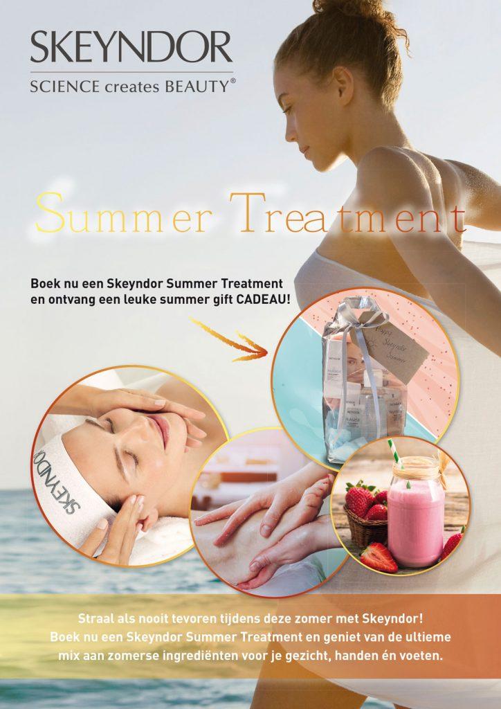 schoonheidssalon-soraya-skeyndor-summer-treatment