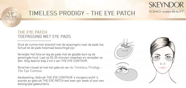 schoonheidssalon-soraya-timeless-prodigy-eye-patch-ritual