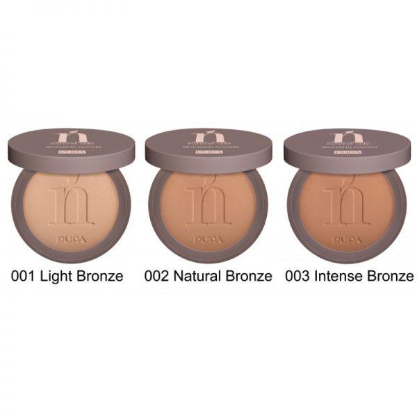 schoonheidssalon-soraya-pupa-natural-side-bronzing-powder-kleuren