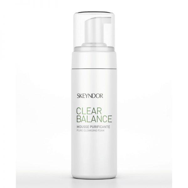 schoonheidssalon-soraya-skeyndor-clear-balance-pure-cleansing-foam